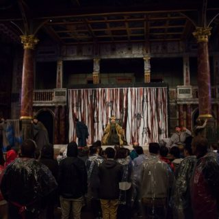 "National Theatre of China ""Richard III"" @ Shakespeare's Globe Theatre 2"