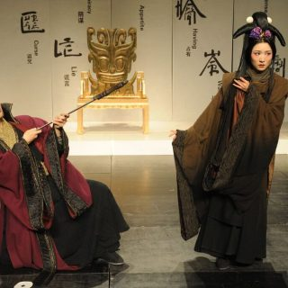 "National Theatre of China ""Richard III"" @ Shakespeare's Globe Theatre 3"