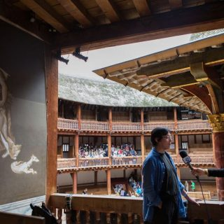 "National Theatre of China ""Richard III"" @ Shakespeare's Globe Theatre 6"